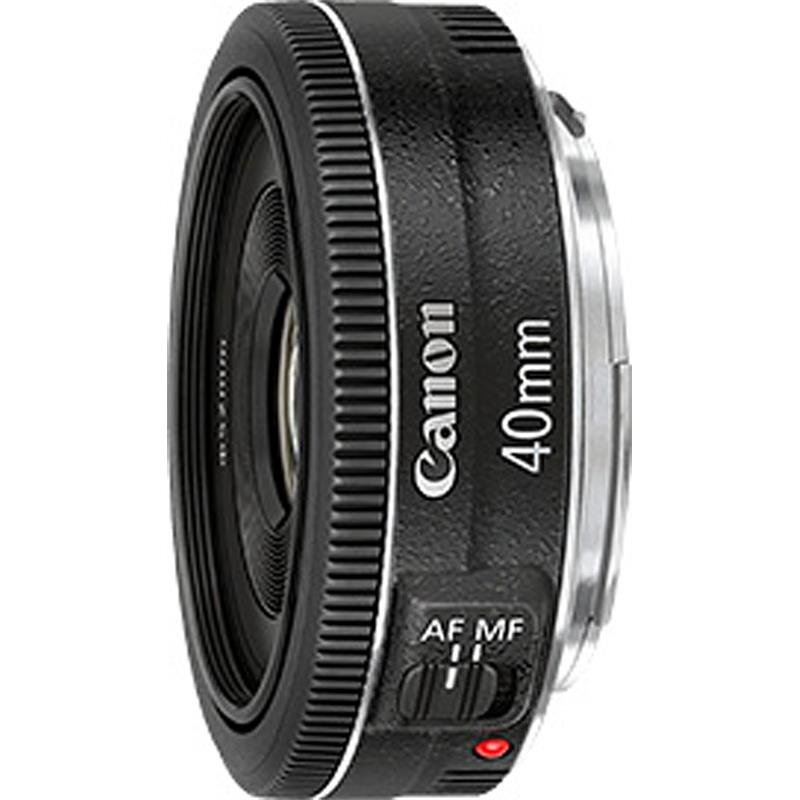 Canon 40mm F2.8 STM  Image 1