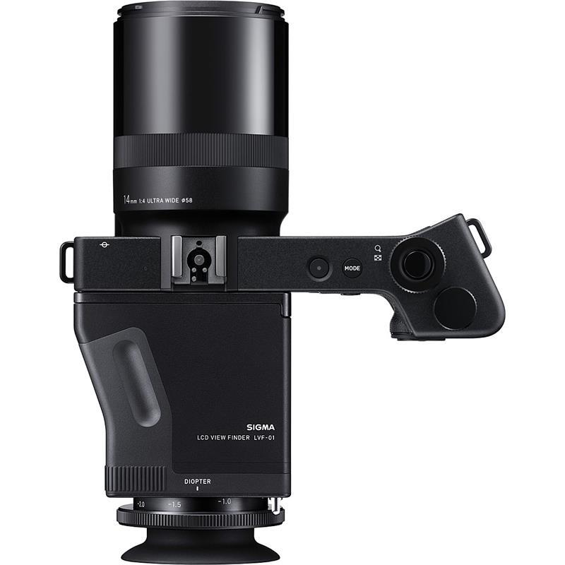 Sigma DP0 Quattro + LCD Viewfinder Thumbnail Image 2