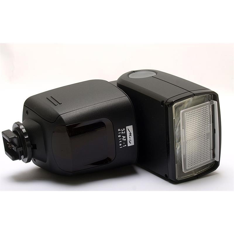 Metz 52 AF-1 Flashgun - Canon EOS Thumbnail Image 0
