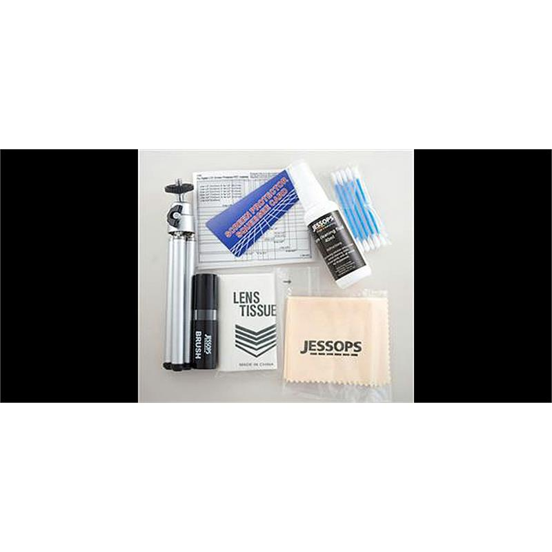 Jessops Camera Support & Cleaning Kit -  *Clearance* Image 1