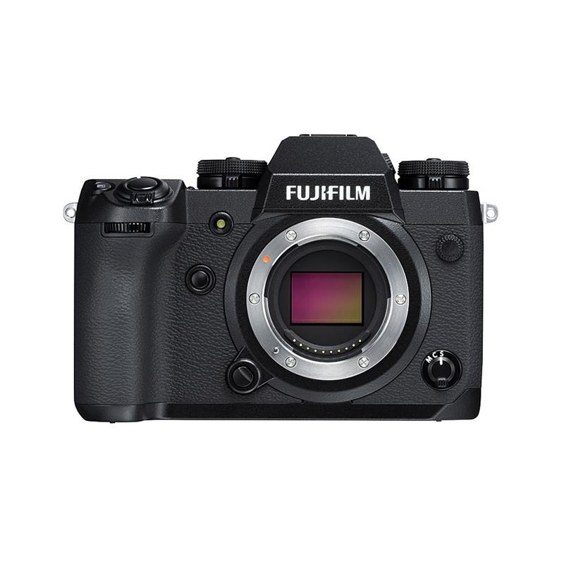 Fujifilm X-H1 Body + Vertical Grip (Inc 2 Extra Batteries) Thumbnail Image 0