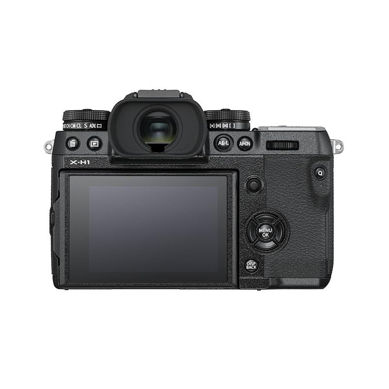Fujifilm X-H1 Body + Vertical Grip (Inc 2 Extra Batteries) Thumbnail Image 1