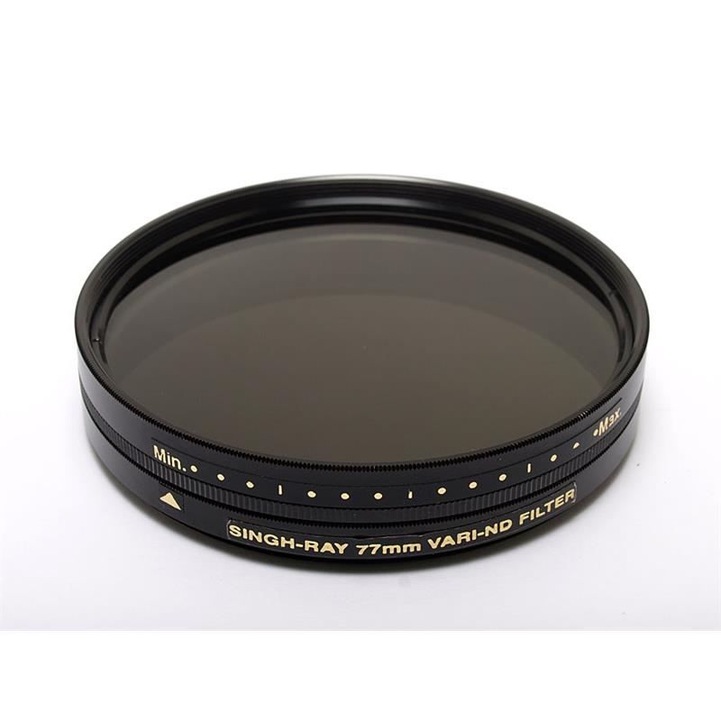 Singh Ray 77mm Vario Neutral Density Image 1