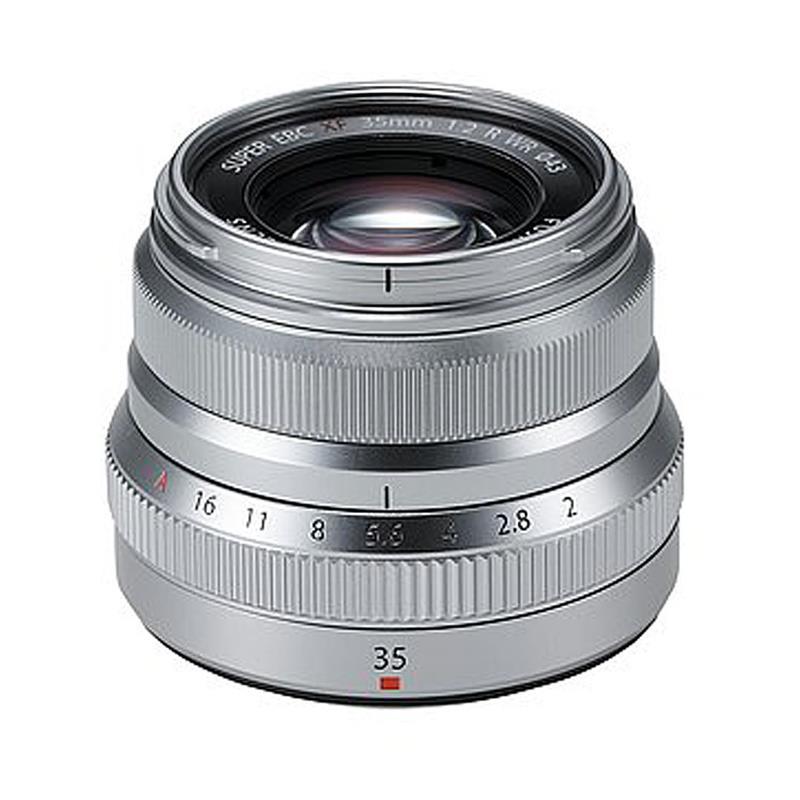 Fujifilm 35mm F2 XF WR - Silver Image 1