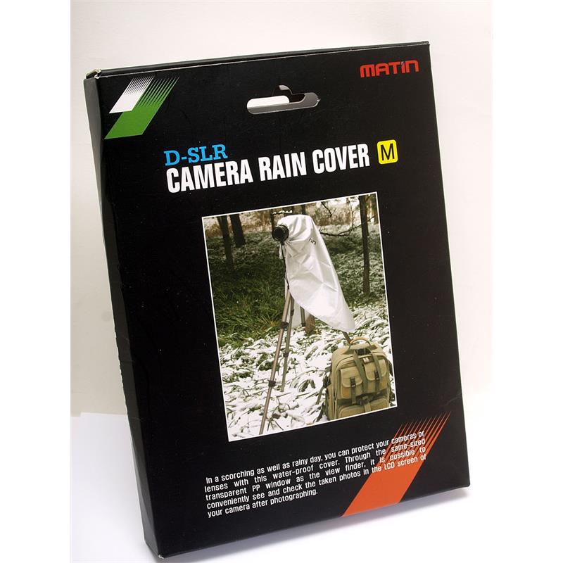 Other - Matin Rain Cover Medium (Fits upto 300mm) Image 1