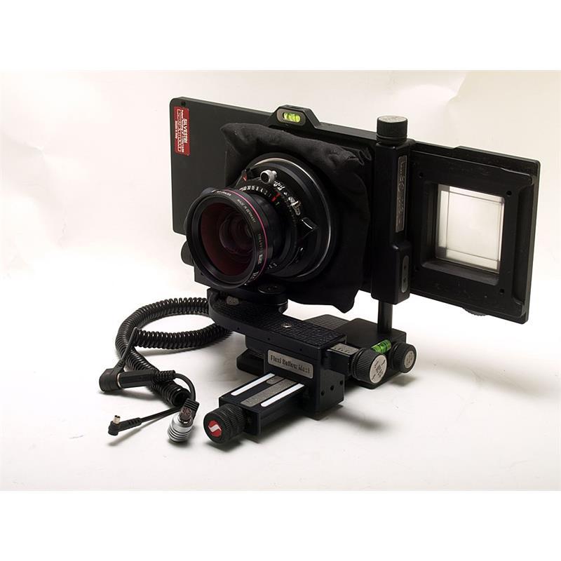 Sinar Flexicam + 75mm F5.6 Apo Thumbnail Image 0