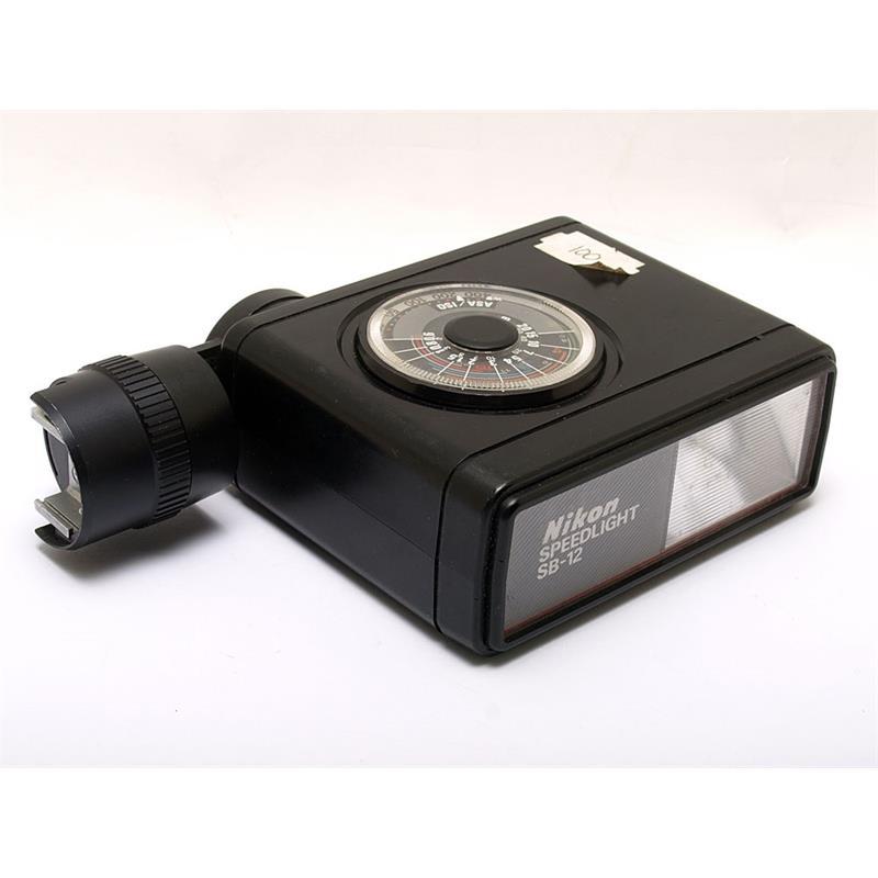 Nikon SB12 Speedlight Thumbnail Image 0