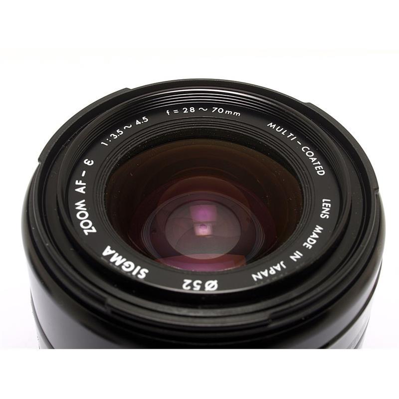 Sigma 28-70mm F3.5-4.5 AF Thumbnail Image 1