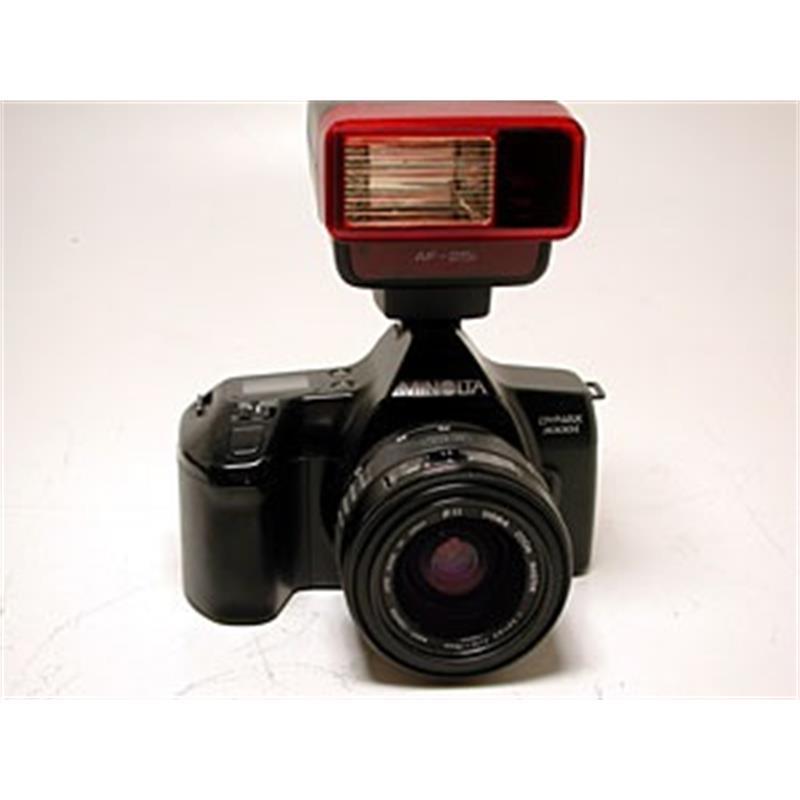 Minolta 3000i + 35-70mm Thumbnail Image 0