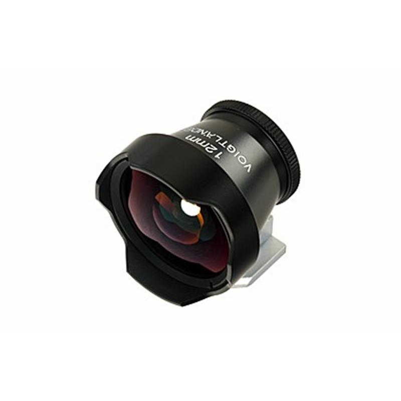 Voigtlander 12mm VM Metal Black Finder Thumbnail Image 0
