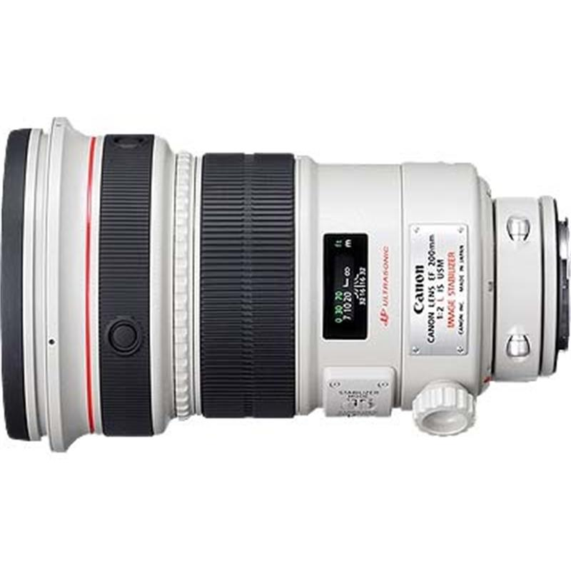 Canon 200mm F2.0 L IS USM Thumbnail Image 0