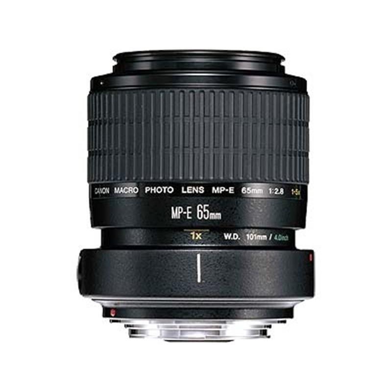 Canon 65mm F2.8 1-5x Macro MP-E Thumbnail Image 1