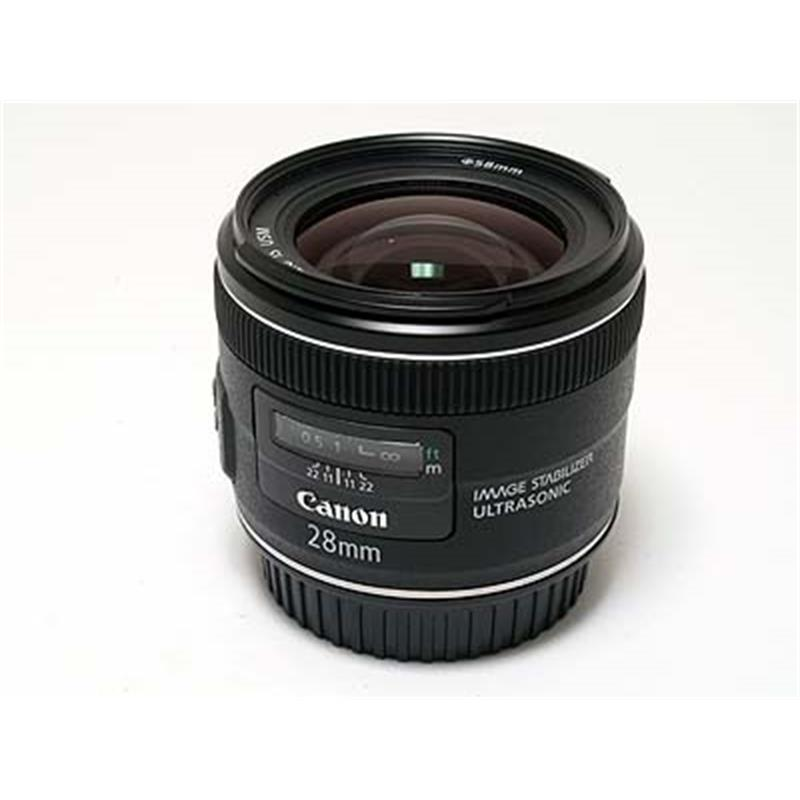 Canon 28mm F2.8 IS USM Thumbnail Image 0