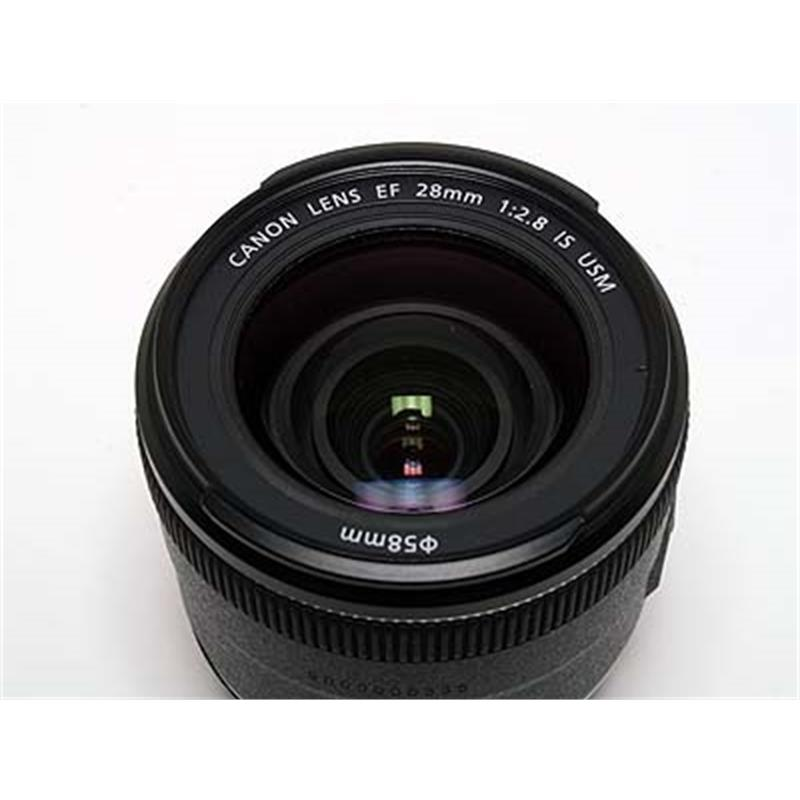 Canon 28mm F2.8 IS USM Thumbnail Image 1