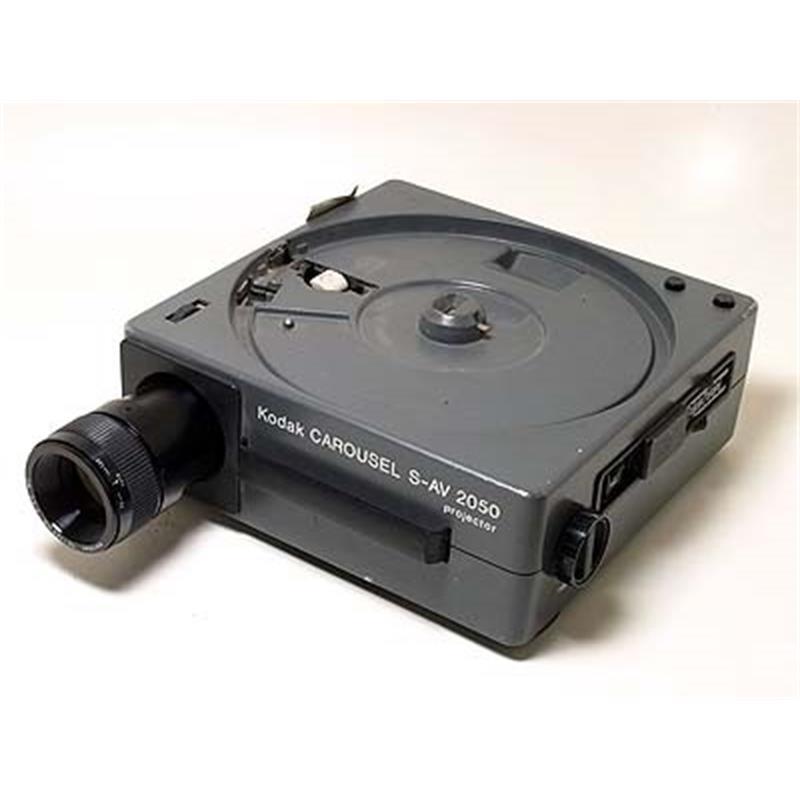 Kodak SAV 2050 + 70-125mm Thumbnail Image 0