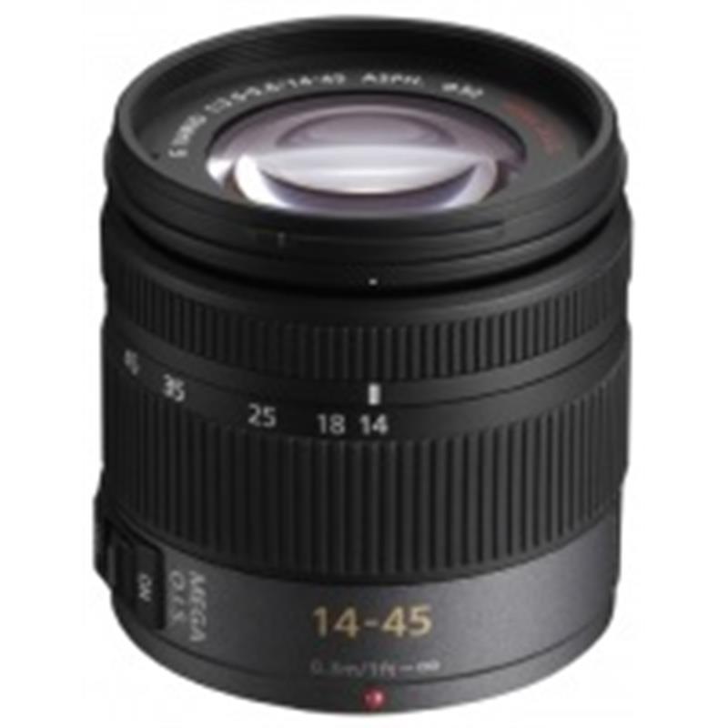 Panasonic 14-45mm F3.5-5.6 Lumix G ASPH/MEGA O.I.S Thumbnail Image 0