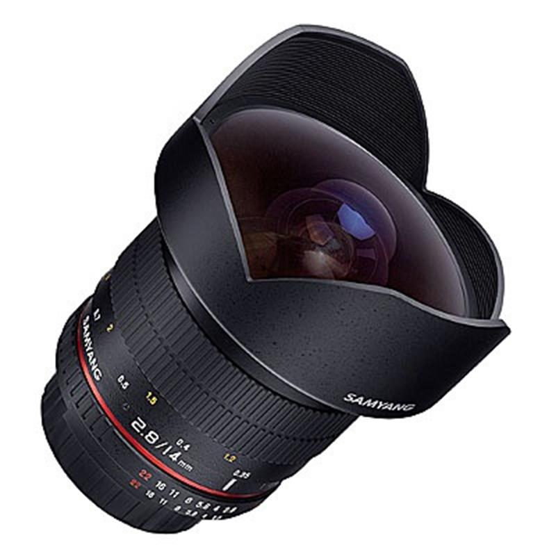 Samyang 12mm F2.8 ED AS NCS Fisheye - Micro 4/3rds Thumbnail Image 0