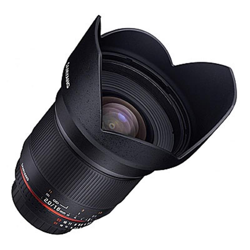 Samyang 16mm F2.0 ED AS UMC CS - Sony E Thumbnail Image 0