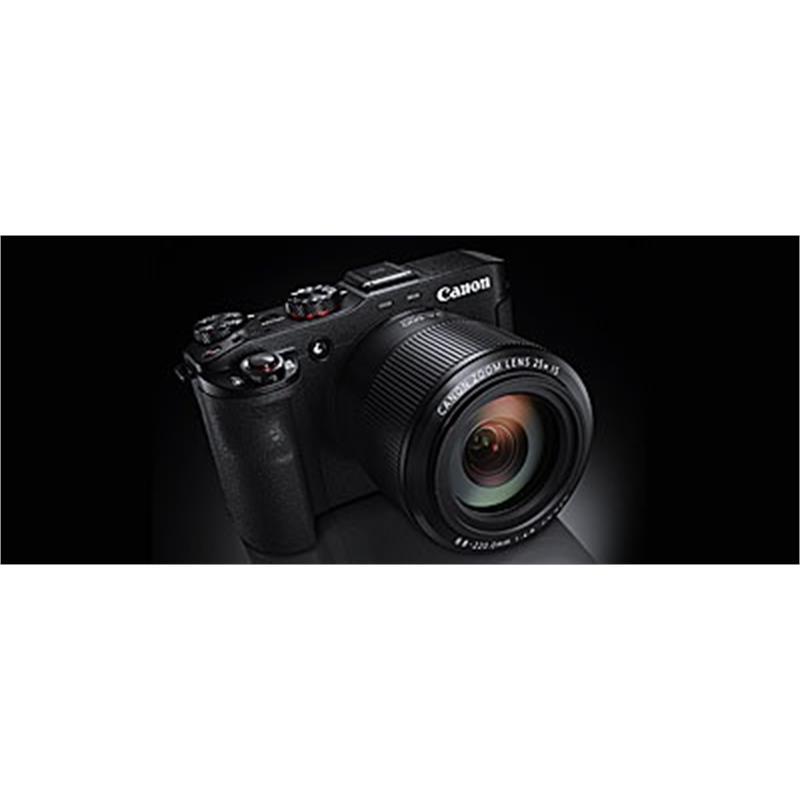 Canon Powershot G3x - Black Thumbnail Image 0