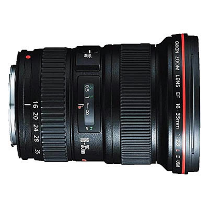 Canon 16-35mm F2.8 L USM III - Voucher Code CAN10  Thumbnail Image 0