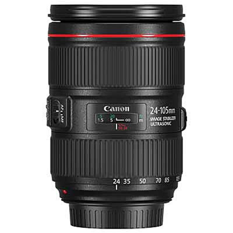 Canon 24-105mm F4 L IS USM II - Voucher Code CAN10 Thumbnail Image 1