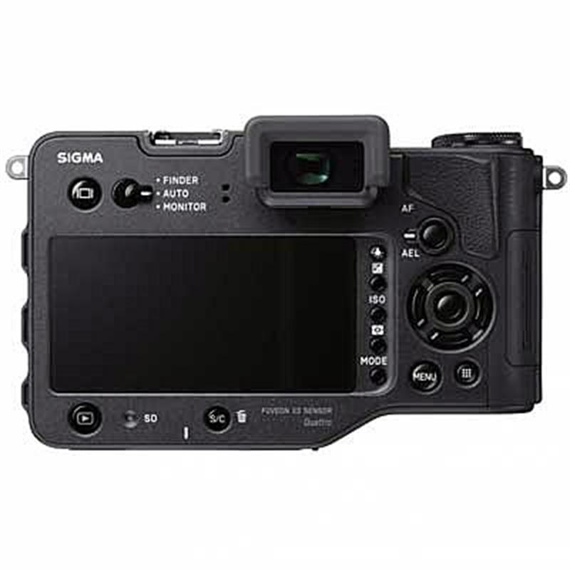 Sigma SD Quattro Body Only Thumbnail Image 0