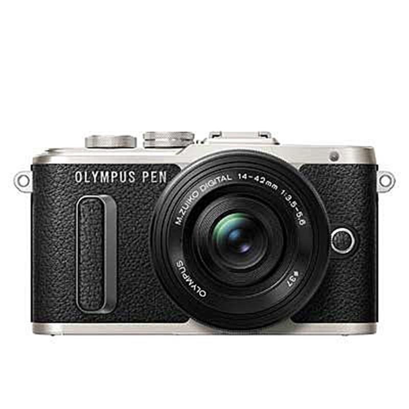 Olympus E-PL8 with 14-42mm EZ - Black Thumbnail Image 2