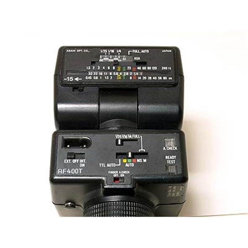 Pentax AF400T Flash Thumbnail Image 1