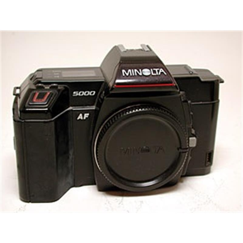 Minolta 5000 Body Only Thumbnail Image 0