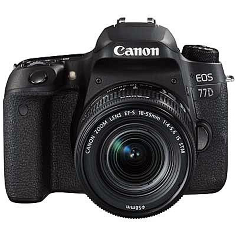 Canon EOS 77D + 18-55mm IS STM Thumbnail Image 0