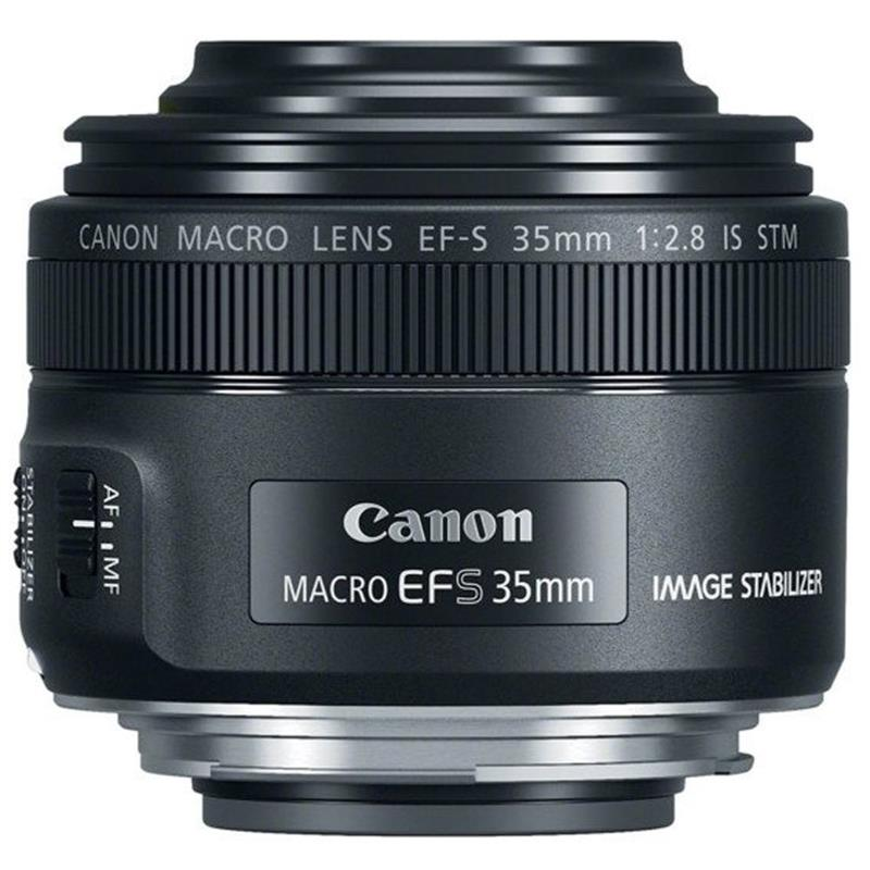 Canon 35mm F2.8 Macro IS STM EF-S Thumbnail Image 0