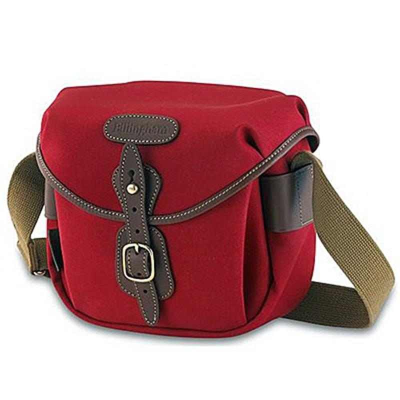 Billingham Hadley Digital - Burgundy / Chocolate Image 1