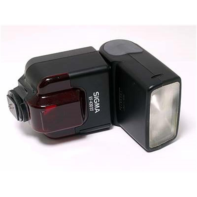 Sigma EF430ST Flash Image 1