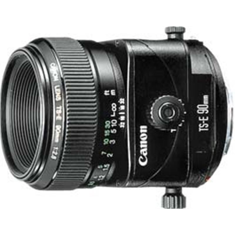 Canon TS-E 90mm F2.8 Tilt-Shift Lens Image 1