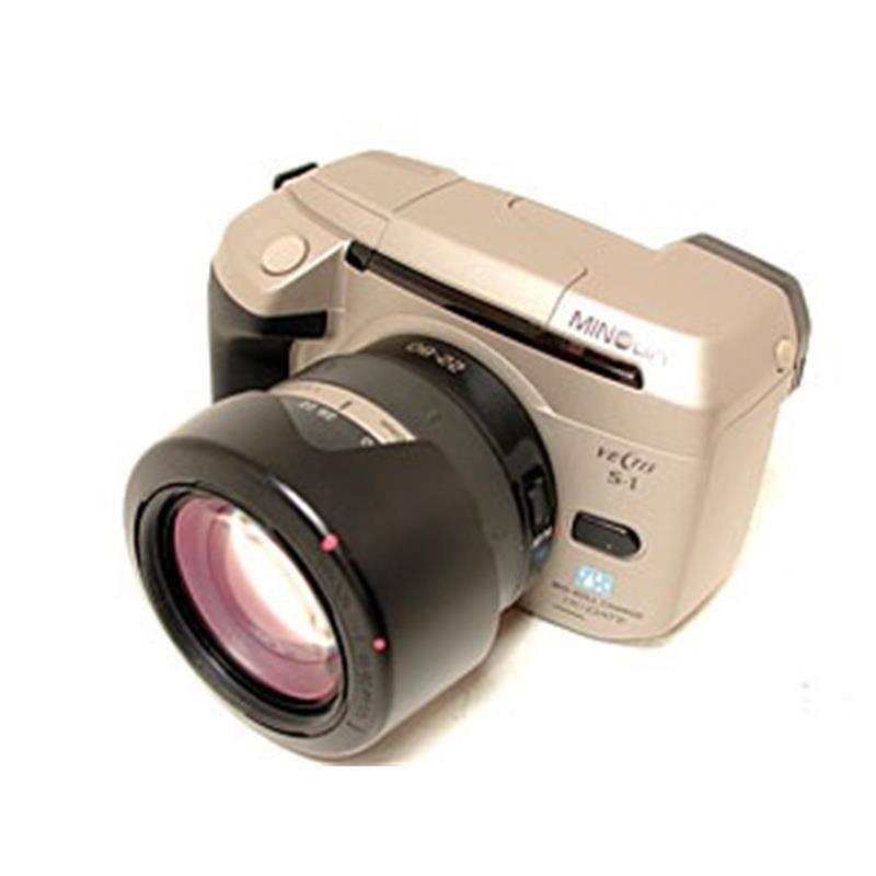 Minolta Vectis S1 + 28-80mm Thumbnail Image 0