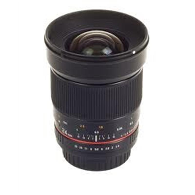 Samyang 24mm F1.4 ED IF AS UMC - Canon EOS Thumbnail Image 0