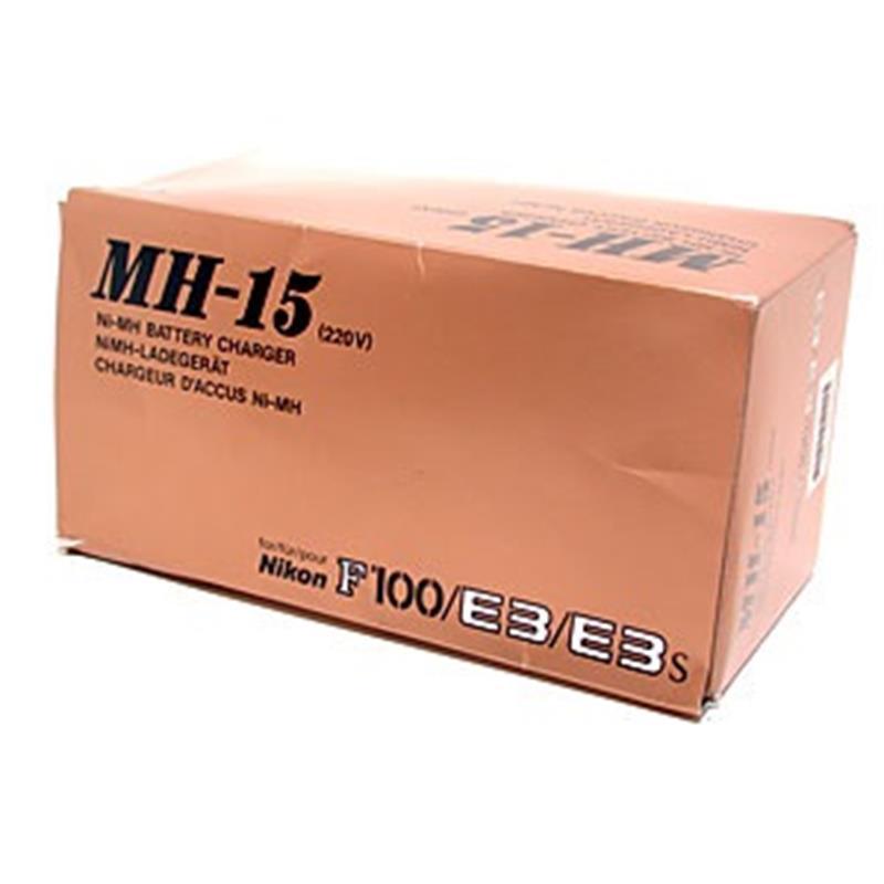 Nikon MH-15 Charger Thumbnail Image 0