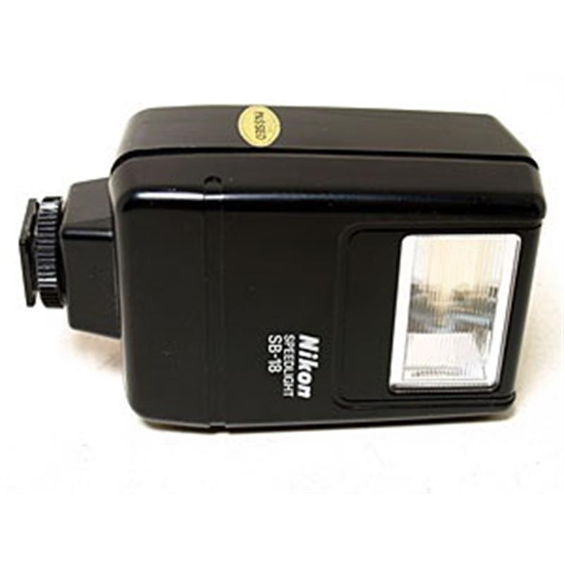 Nikon SB18 Speedlight Thumbnail Image 0