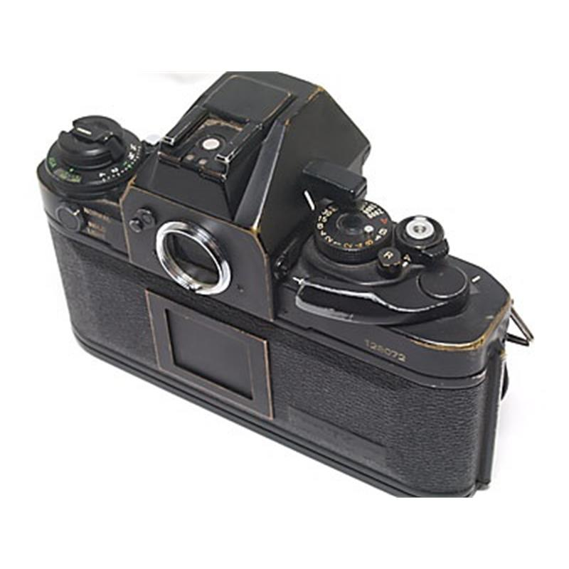 Canon F1NAE Black Body Only Thumbnail Image 1