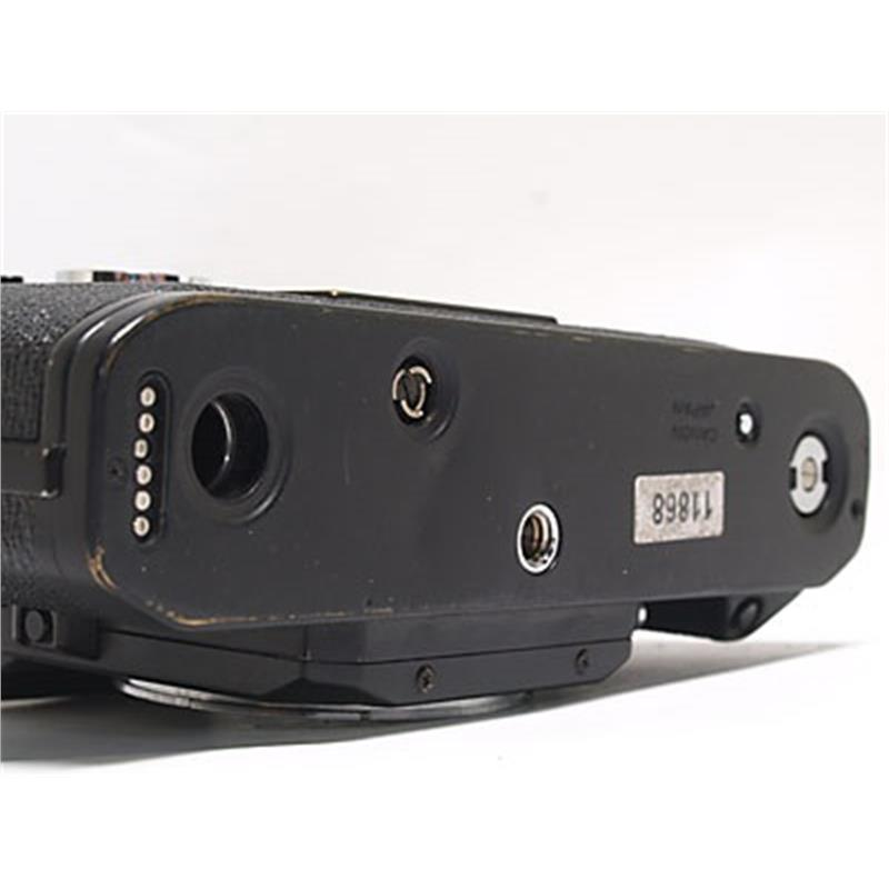 Canon F1NAE Black Body Only Thumbnail Image 2