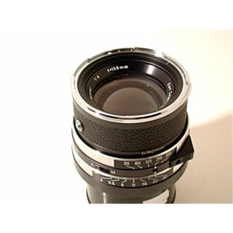 Rollei 150mm F4 L/Shutter Thumbnail Image 0