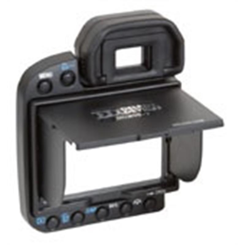 Delkin EOS 1D MKII N Snap on Pro Hood Image 1