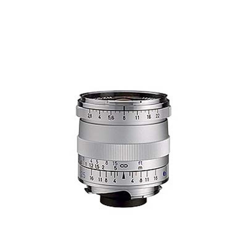 Zeiss 25mm F2.8 ZM - Silver Thumbnail Image 0