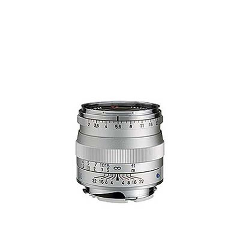 Zeiss 50mm F2 ZM - Silver Thumbnail Image 0