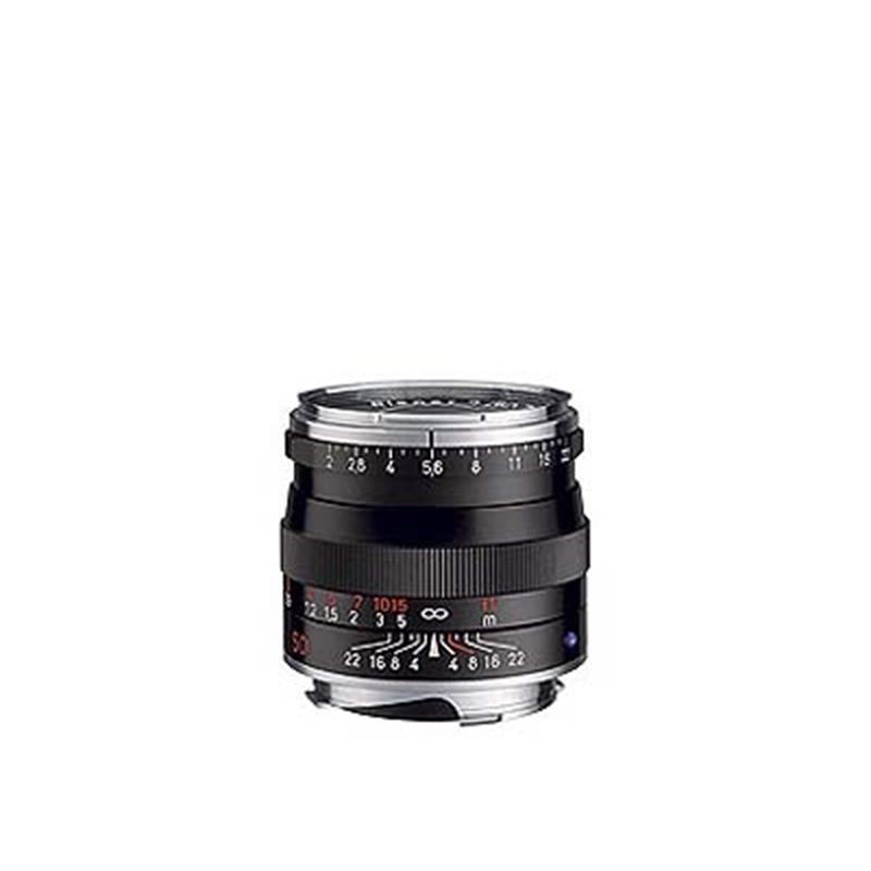 Zeiss 50mm F2 ZM - Black_ SALE Image 1