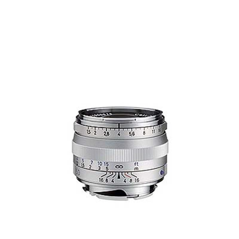 Zeiss 50mm F1.5 ZM - Silver Thumbnail Image 0