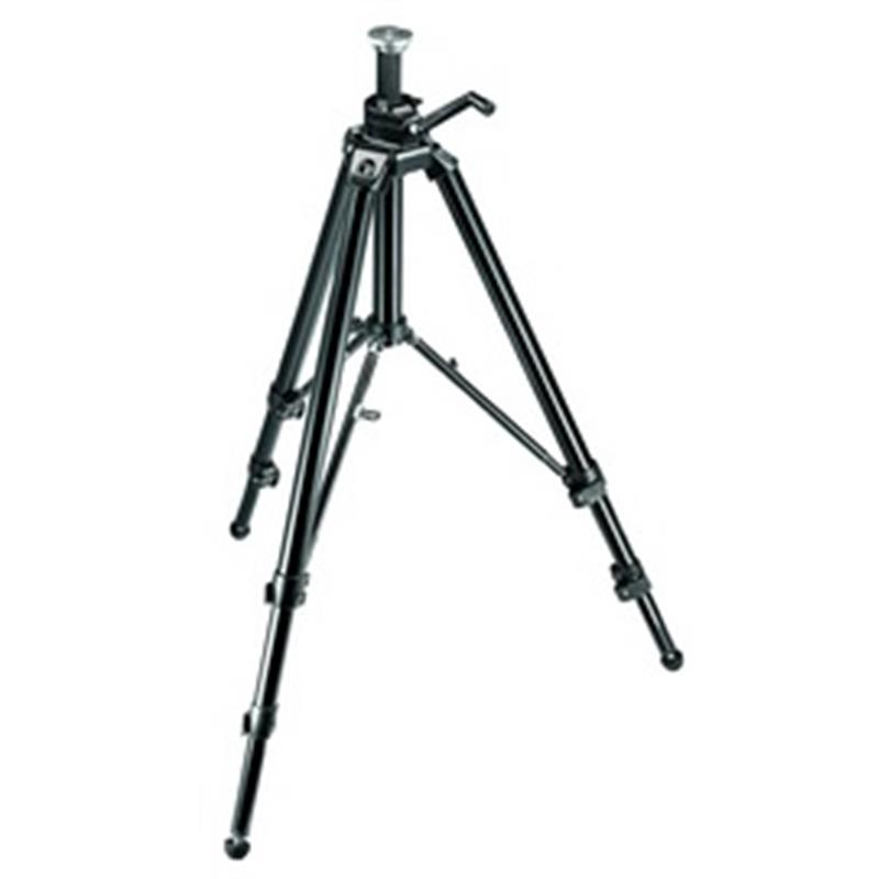 Manfrotto 475B Digital Pro Black Tripod Thumbnail Image 0