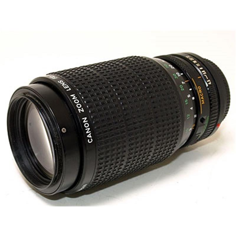 Canon 75-200mm F4.5 FD Thumbnail Image 0