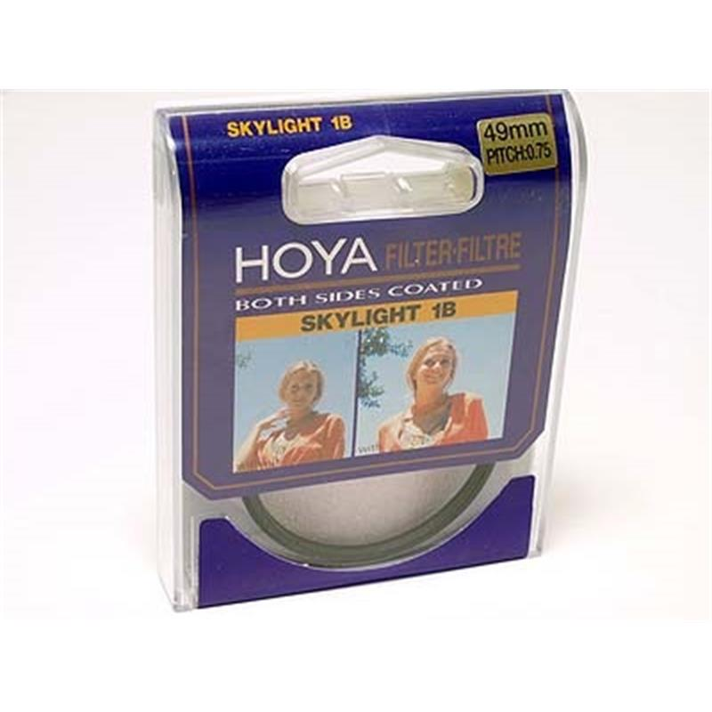 Hoya 49mm Skylight (P series)   Thumbnail Image 0