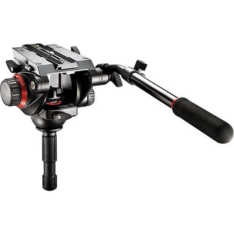 Manfrotto 504HD Pro Video Head 75 Thumbnail Image 0